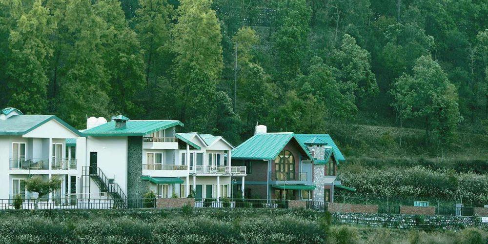 Forest resort Cottages@Village Naukuchiatal Nainital