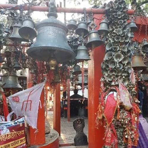 Ghorakal Temple