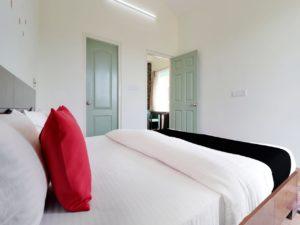 Beautiful rooms at Cottages@Village resort Naukuchiatal, Nainital