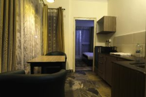 Junior Suite with kitchenette at Cottages@Village Naukuchiatal