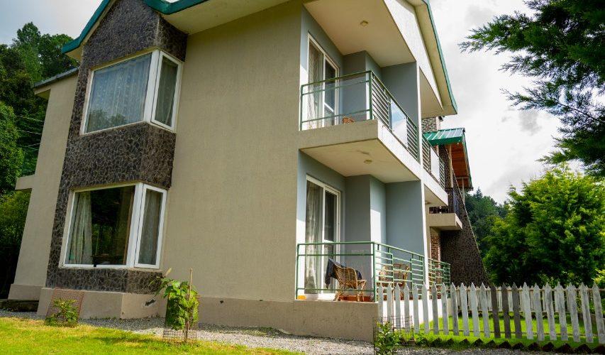 Best offbeat nature resort Cottages@Village Resort Naukuchiatal, Nainital